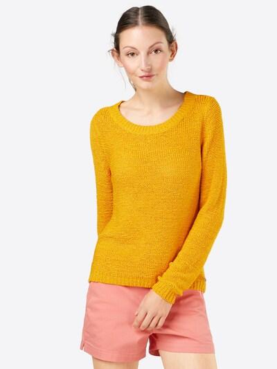 ONLY Pulover 'Geena' | zlato-rumena barva, Prikaz modela