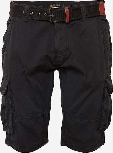 INDICODE JEANS Shorts 'Monroe' in schwarz, Produktansicht