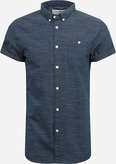 TOM TAILOR DENIM Hemd in blau, Produktansicht