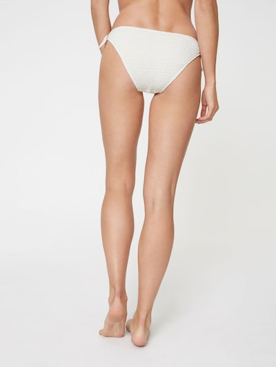 LeGer by Lena Gercke Bas de bikini 'Luzi' en blanc cassé: Vue de dos
