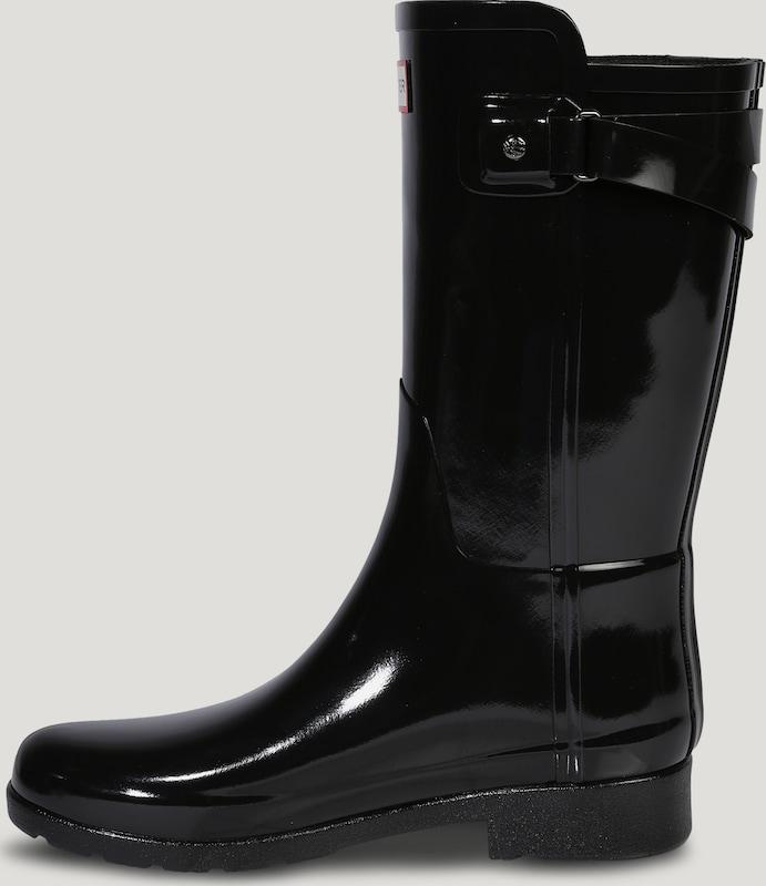 HUNTER Gummistiefel mit Riemen Verschleißfeste billige Schuhe