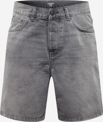 Carhartt WIP Jeans 'Newel' in de kleur Grey denim, Productweergave
