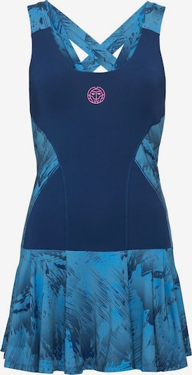 BIDI BADU Tennis-Kleid Alara Tech Dress (2 in 1) mit Shorts in blau, Produktansicht