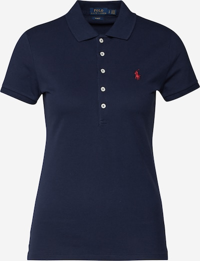 POLO RALPH LAUREN Shirt 'JULIE' in de kleur Navy, Productweergave