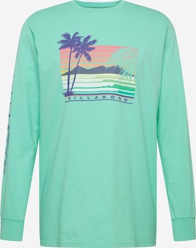 BILLABONG T-Shirt 'COAST LINE' en aqua, Vue avec produit
