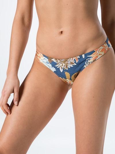 RIP CURL Bikinihose 'SUNSETTERS ' in blau / mischfarben, Modelansicht