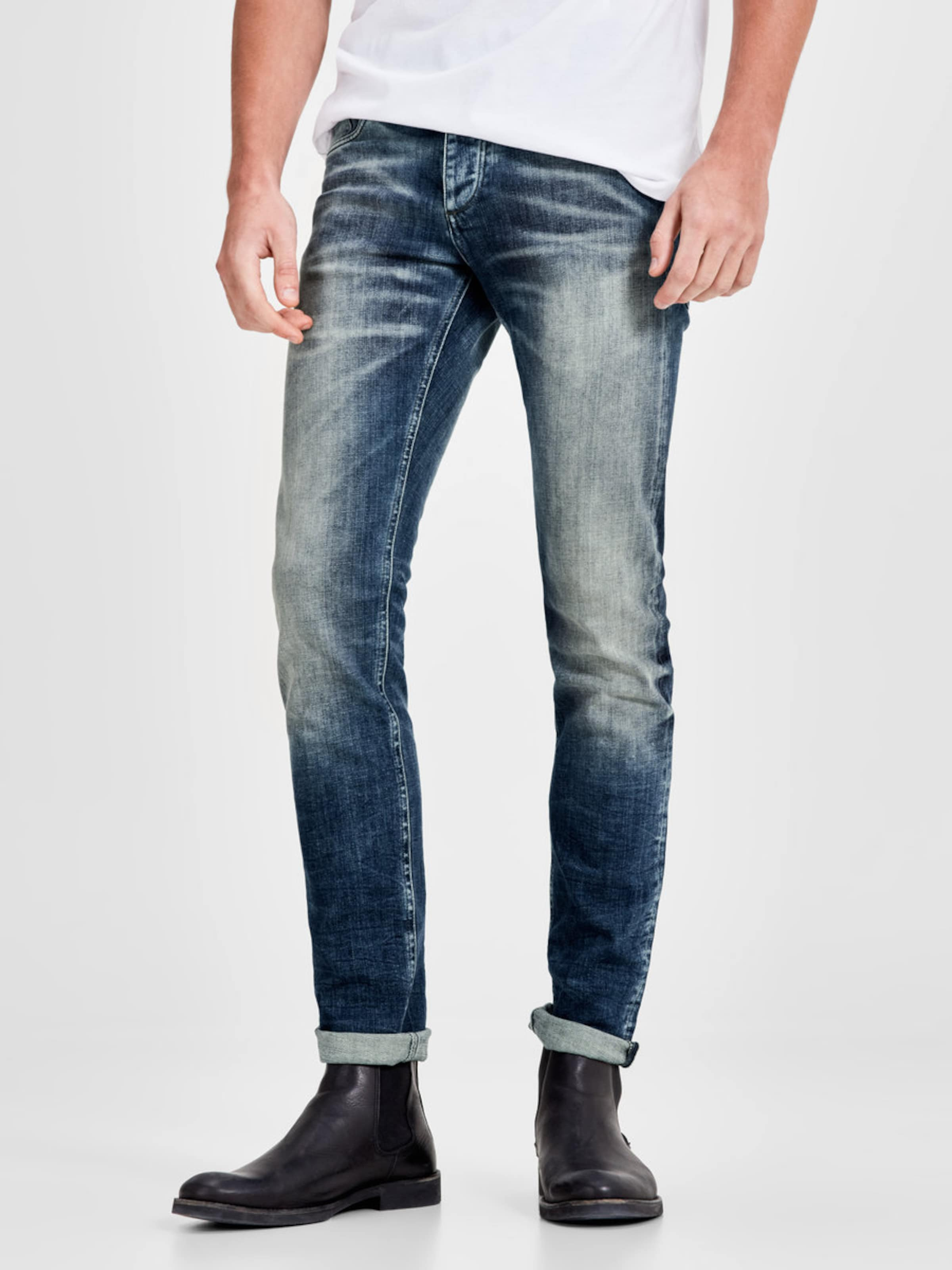 In Blau Jones Jackamp; 887' Original 'glenn Jeans c3S4ARq5jL