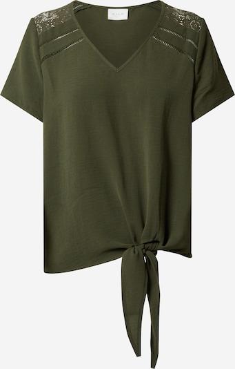 VILA Shirt 'RASHA' in grün, Produktansicht