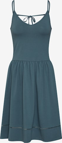 ONLY Summer Dress 'ONLADDY STRAP DRESS JRS' in Green