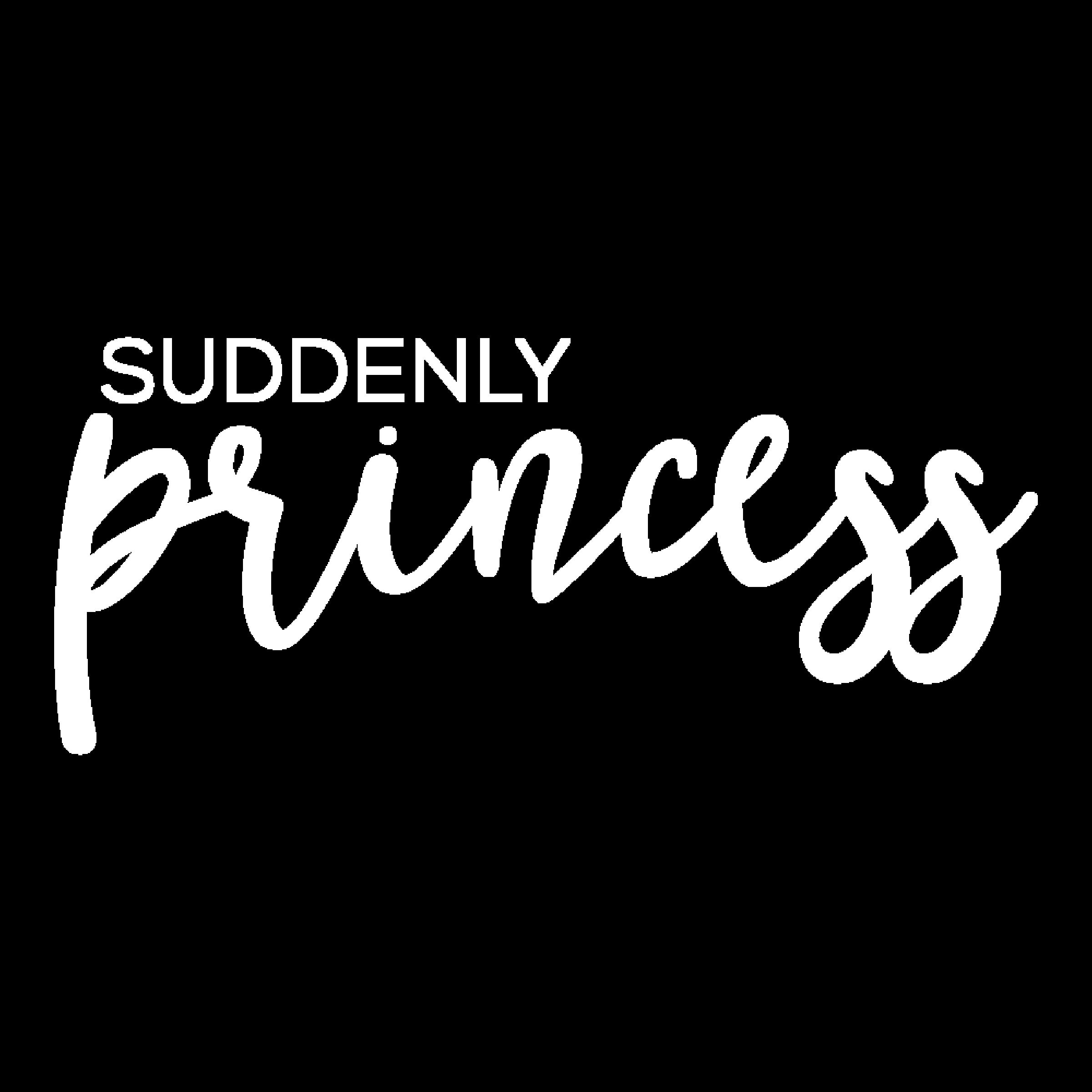 Suddenly Princess Logo