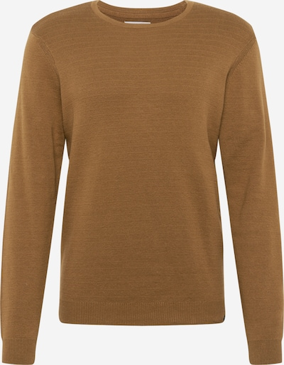Casual Friday Pullover in chamois: Frontalansicht