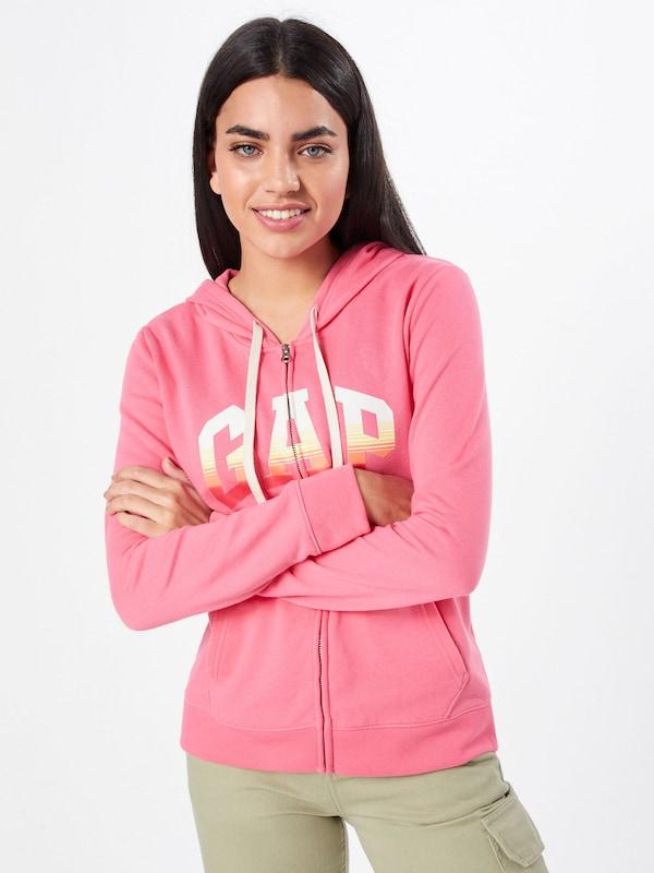 En Sweat shirt Fz CrèmeRosé 'grad Gap Hd' 0nwOPkX8