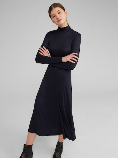 EDITED Kleid 'Jila' in navy, Modelansicht