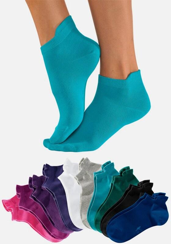 KangaROOS Sneakersocken (10 Paar)