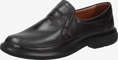 SIOUX Slipper 'Pujol-XL' in schwarz: Frontalansicht