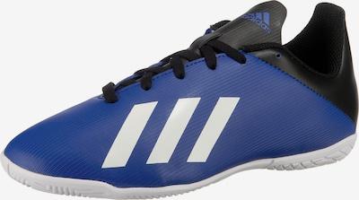 ADIDAS ORIGINALS Fußballschuhe in blau / schwarz / weiß, Produktansicht