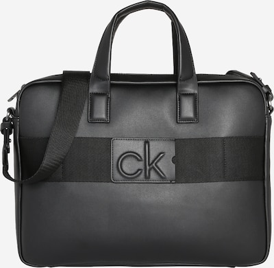 Calvin Klein Laptoptasche 'CK CENTRAL LAPTOP BAG' in schwarz, Produktansicht