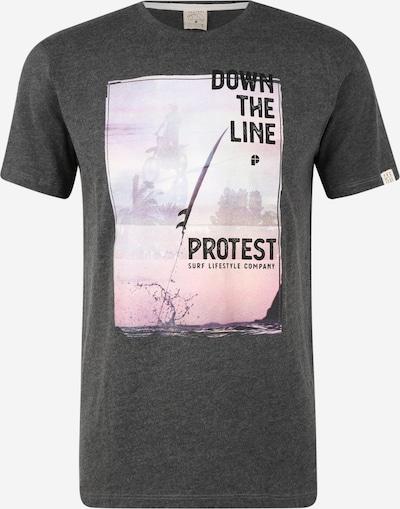 PROTEST Koszulka funkcyjna 'DENVER' w kolorze czarny / białym, Podgląd produktu