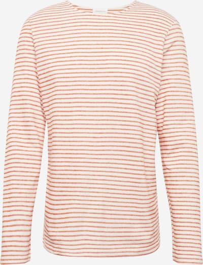 ARMEDANGELS Sweatshirt 'JAARDY' in orange / offwhite, Produktansicht
