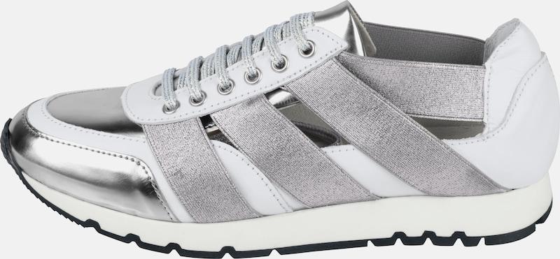heine Sneaker mit Elastik-Bändern