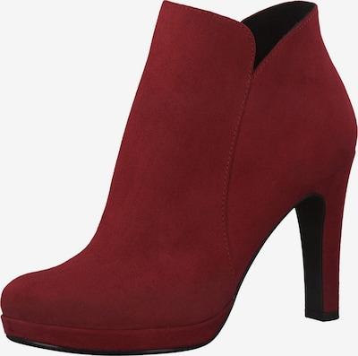 TAMARIS Stiefelette in rot, Produktansicht
