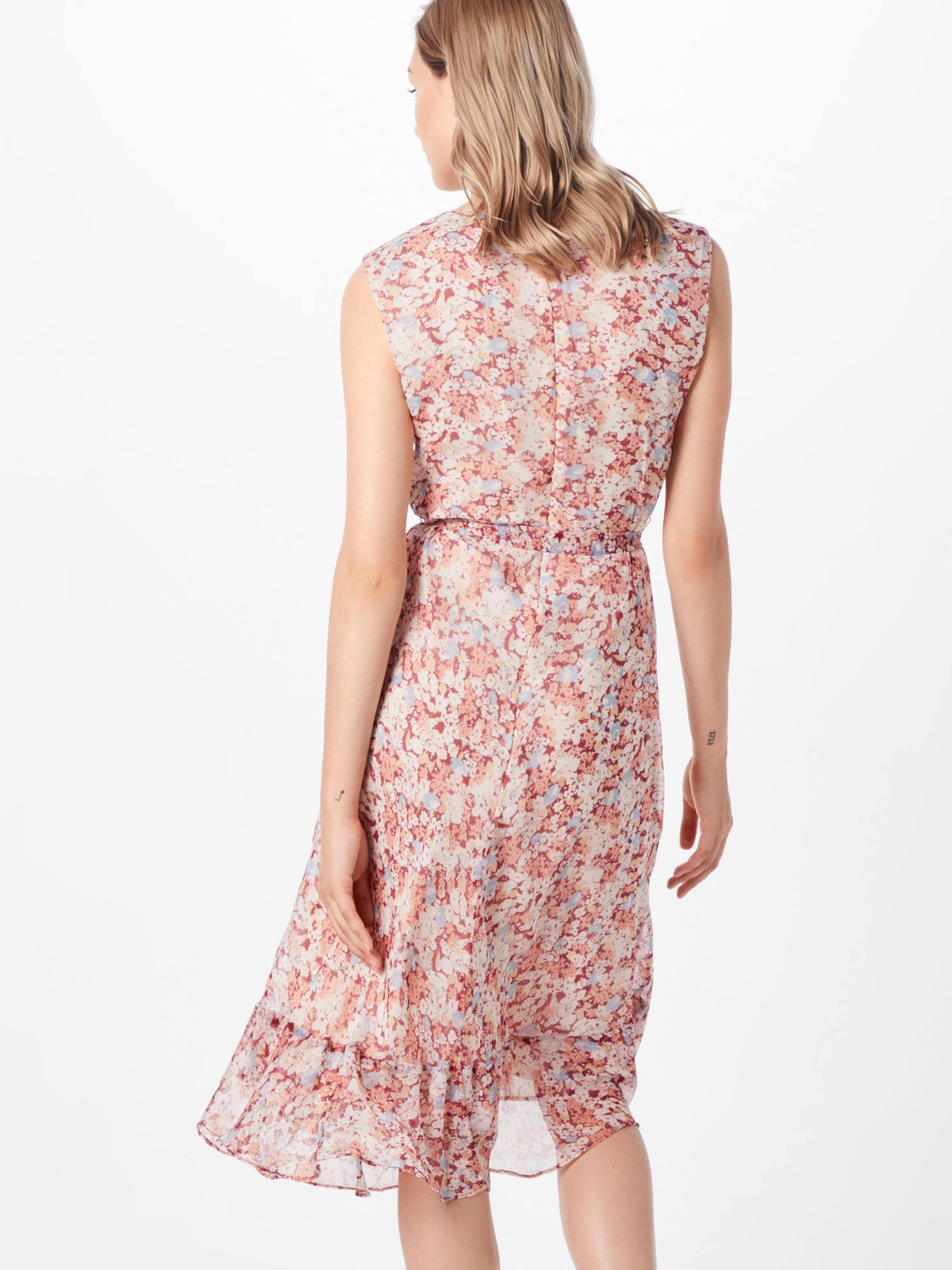 In Lauren Rosé 'alastair Ralph Kleid long casual Sleeve Dress' QshrCdxt