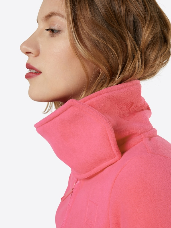 BENCH Fleecejacke 'HER. FUNNEL NECK FLEECE'