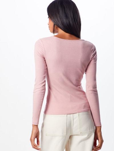 Marškinėliai 'Florentine Shirt' iš ABOUT YOU , spalva - rožinė: Vaizdas iš galinės pusės