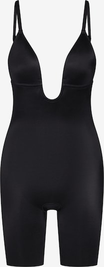 SPANX Shapingbody 'SYF PLUNGE LOW-BACK MID-THIGH BODYSUIT' in de kleur Zwart, Productweergave