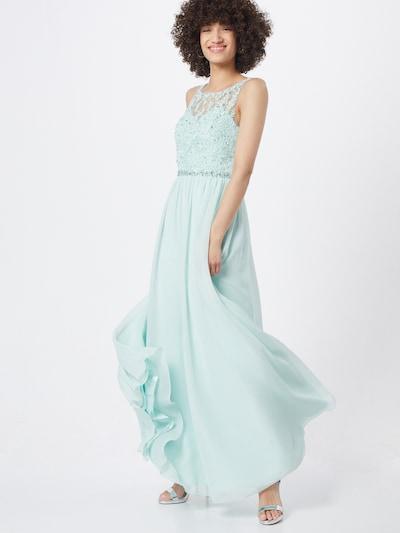 Laona Abendkleid in mint, Modelansicht