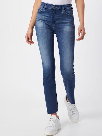 AG Jeans Jeans 'MARI' in blue denim, Modelansicht