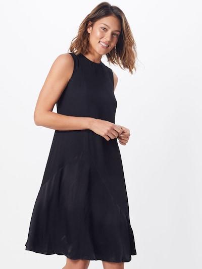 Someday Kleid 'Quino' in schwarz, Modelansicht