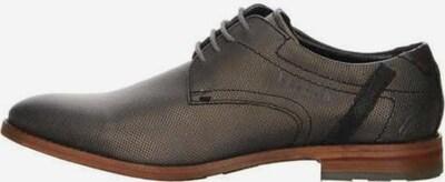 bugatti Schnürschuhe in grau, Produktansicht