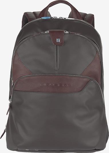 Piquadro Rucksack in braun, Produktansicht