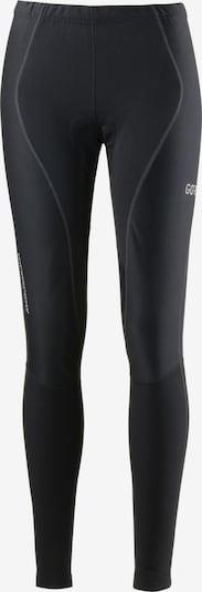 GORE WEAR Fahrradtights 'C3 Gore Windstopper Tights' in schwarz, Produktansicht