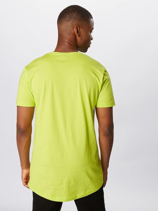 Jaune shirt En Classics Urban T Citron DWE9H2IYe