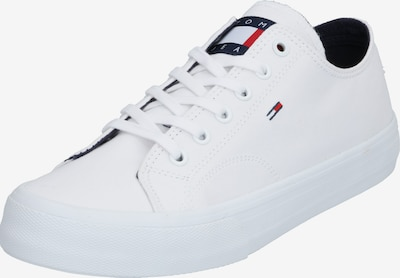 Tommy Jeans Sneaker 'LONG LACE UP VULC' in weiß, Produktansicht