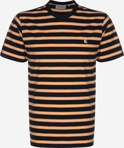 Carhartt WIP Shirt ' Oakland ' in de kleur Sinaasappel / Zwart, Productweergave