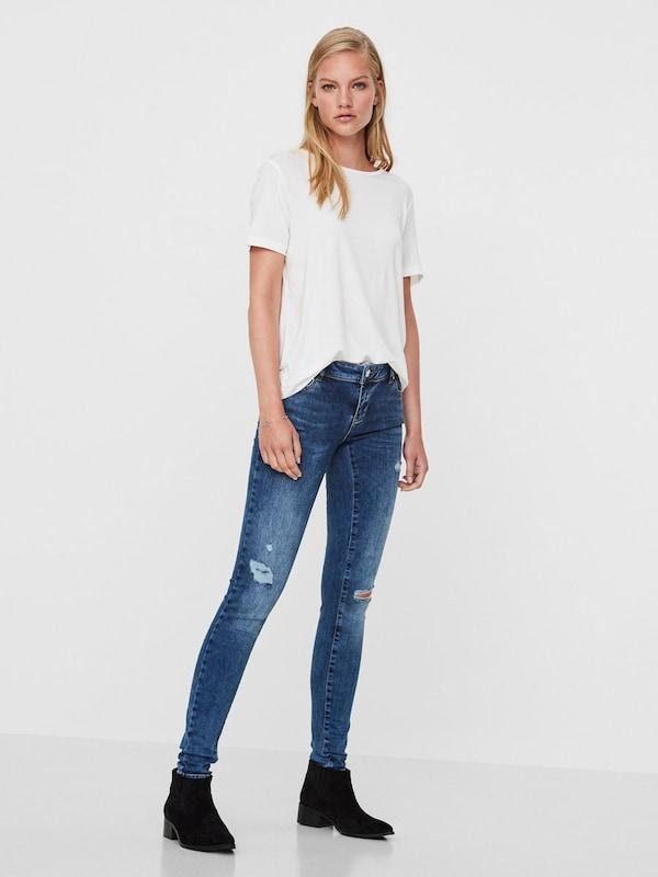 VERO MODA Skinny Fit Jeans