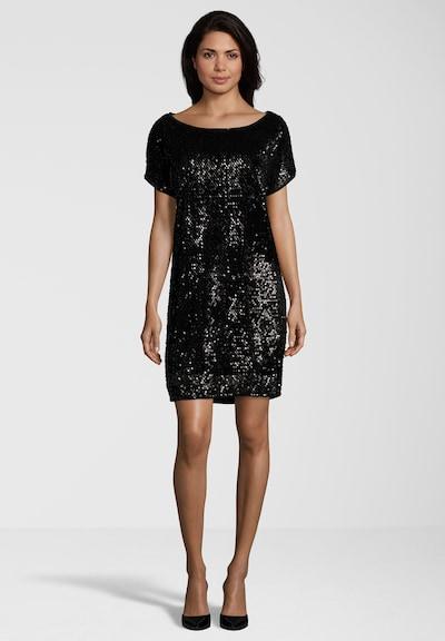 BLAUMAX Paillettenkleid 'AMELIA SEQUIN' in schwarz, Modelansicht