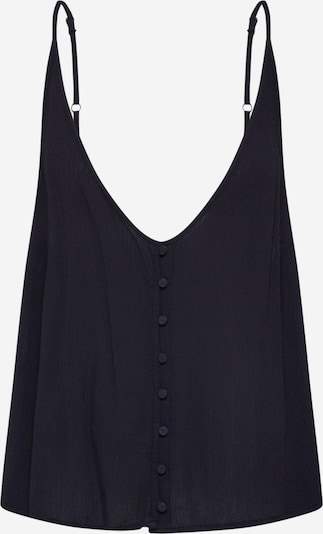 ROXY Top 'SIREN TREASURE TOP' in schwarz, Produktansicht