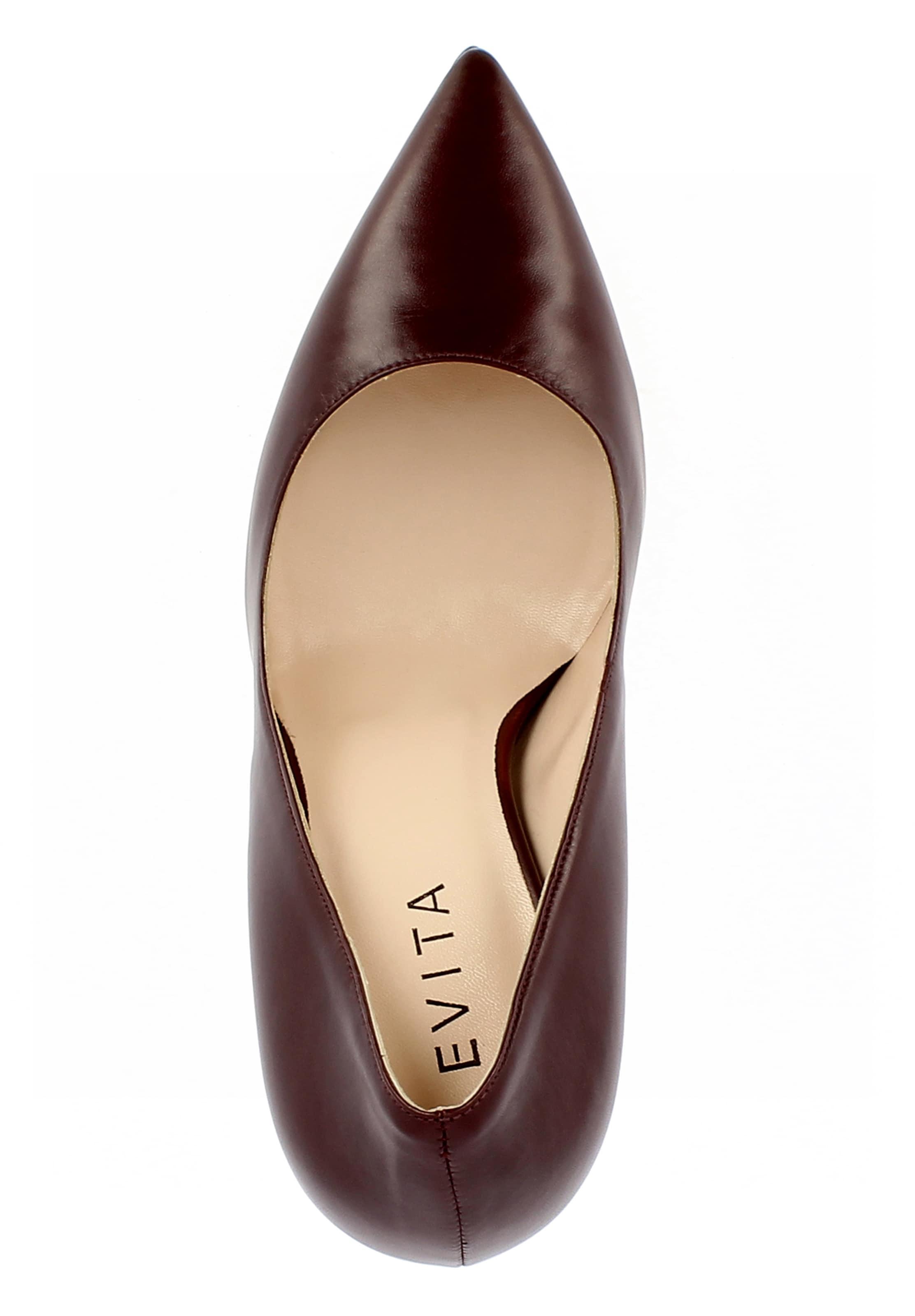 Pumps In Pumps In Evita Evita Bordeaux 'alina' 'alina' Bordeaux Evita 'alina' Pumps 0kPwO8n