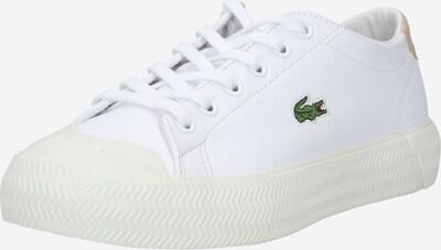 LACOSTE Sneaker 'GRIPSHOT 0120 2 CFA' in weiß, Produktansicht