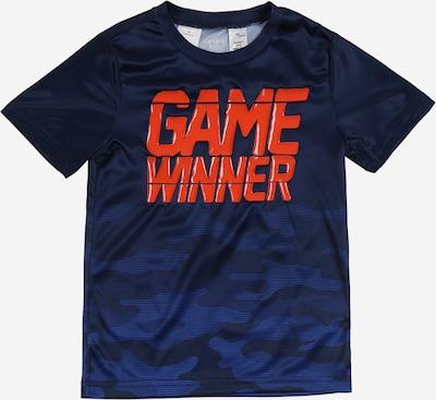 Carter's Shirt in blau / rot, Produktansicht