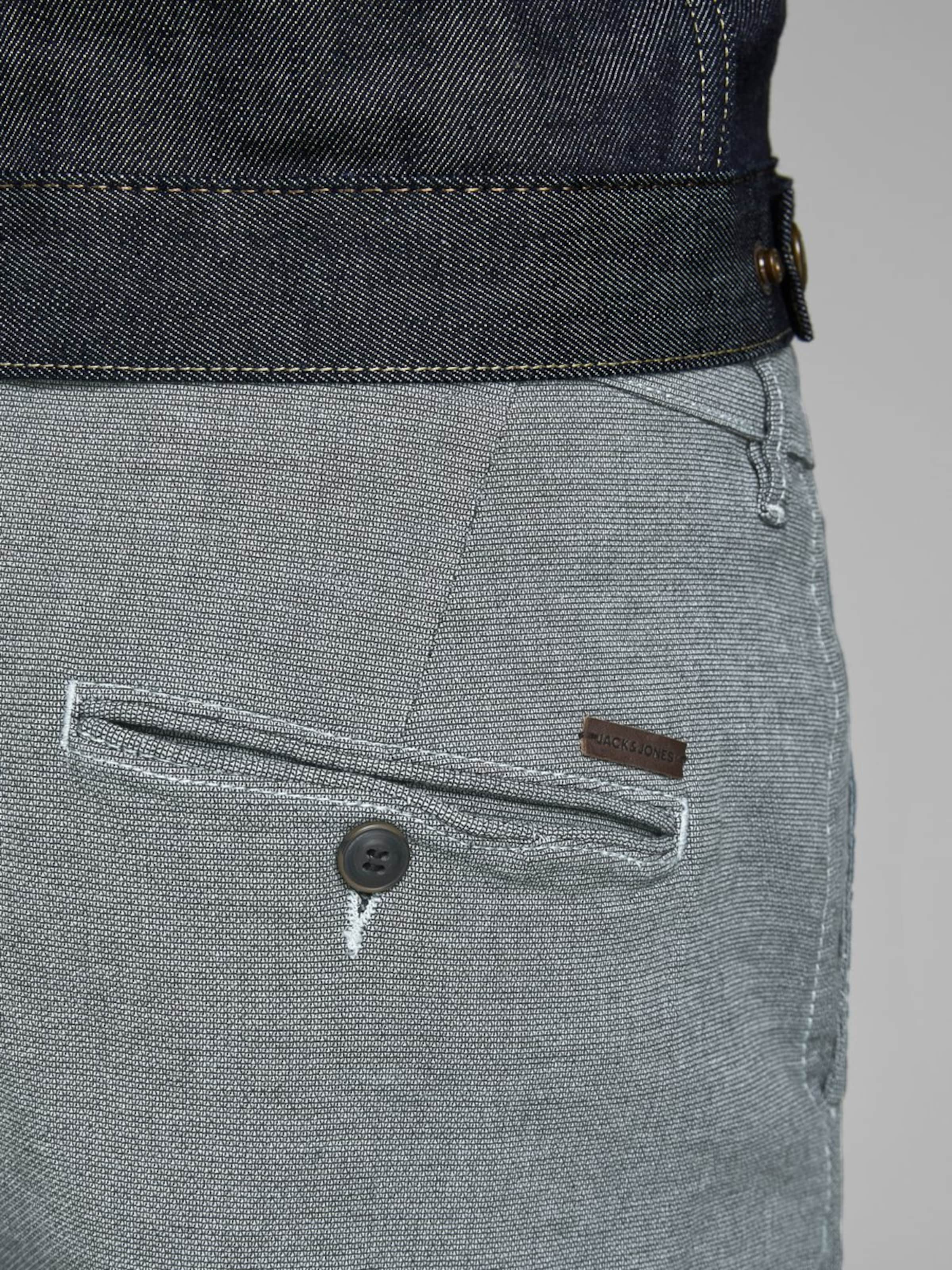 Jackamp; Jones En Bleu gris Pantalon Chino 8nOPk0w