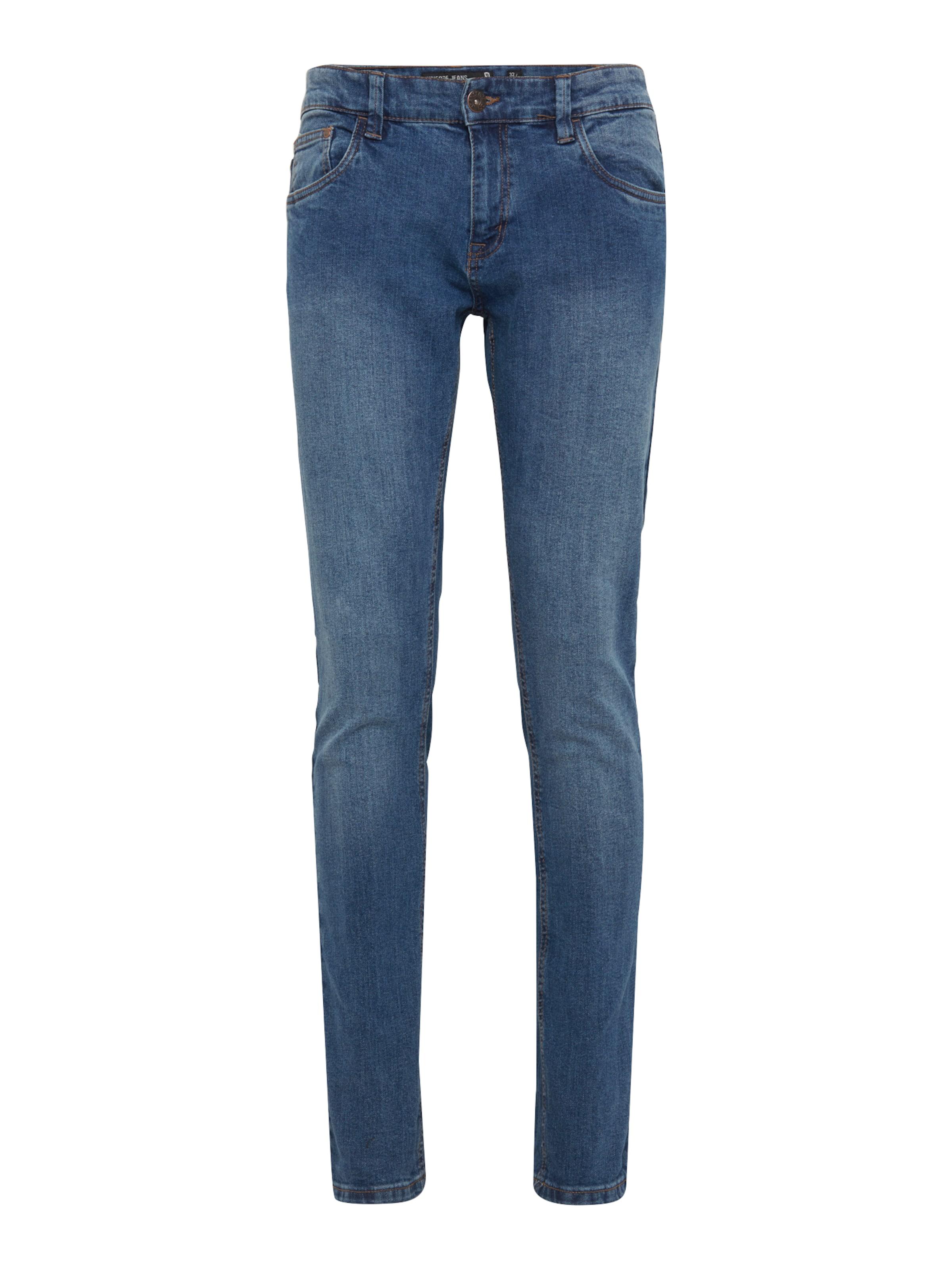 Bleu Indicode Denim JeansJean 'pitsburg' In OwkNn0X8PZ