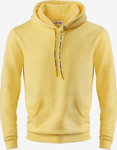 PHYNE Sweatshirt in de kleur Blauw / Geel, Productweergave
