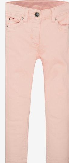 STACCATO Jeans mit Bundweite Slim in pastellorange, Produktansicht