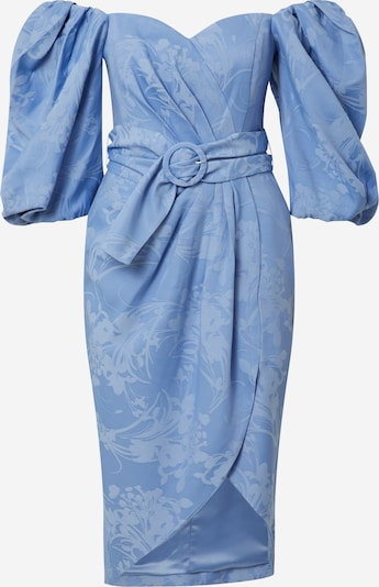 Forever New Kleid 'Elmira' in blau, Produktansicht