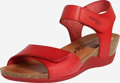 COSMOS COMFORT Sandale in rot, Produktansicht